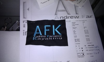AFK logo swatch